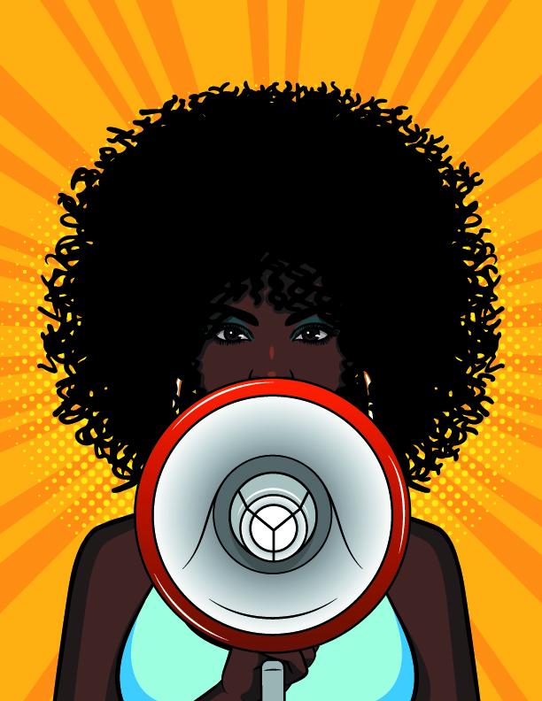 support-black-women-ally